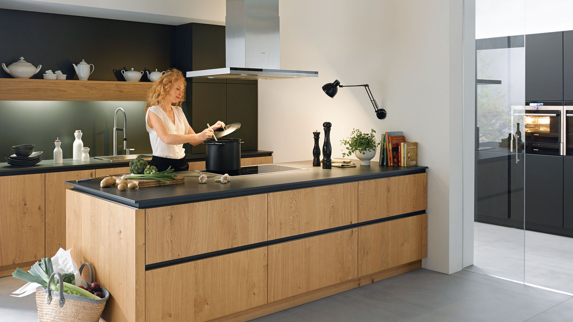 sch ller butter k chenstudio dresden. Black Bedroom Furniture Sets. Home Design Ideas